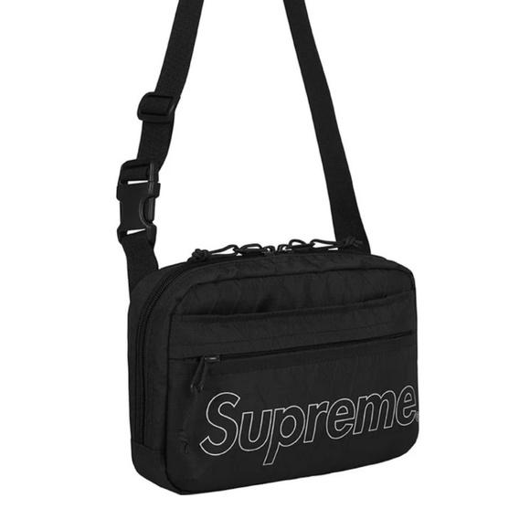 9452d5f9f03a Supreme Shoulder Bag FW 18